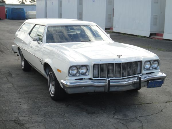 Daily Turismo: 5k: 1975 Ford Torino Brougham Wagon ...