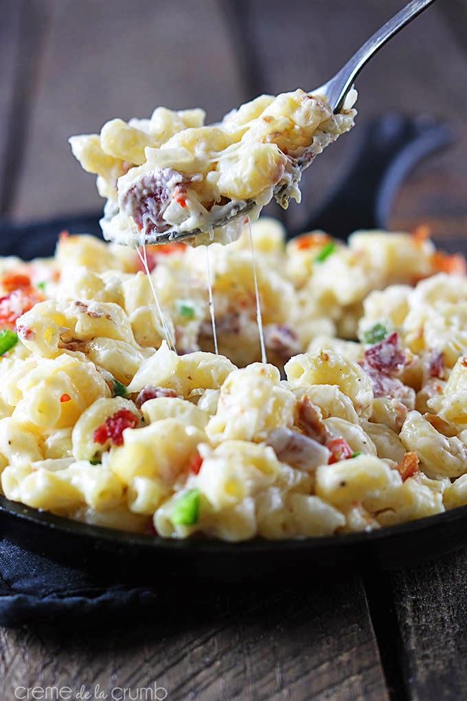 Pepperjack Bacon Mac n' Cheese