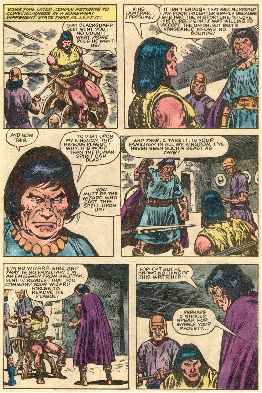 Conan the Barbarian (1970) Issue #148 #160 - English 7
