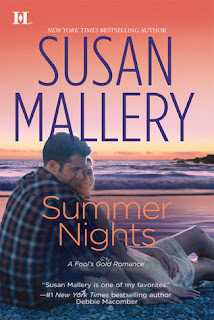 Book cover of Summer Nights.