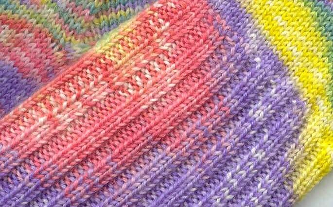 Knitting Adding Stitches By Mistake : Saras Colorwave Blog: MISTAKE STITCH
