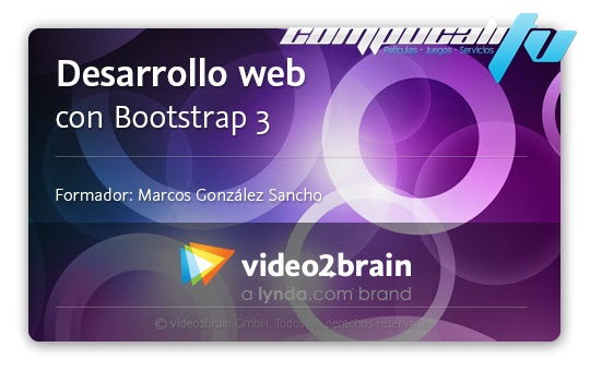 Curso Video2Brain Desarrollo web con Bootstrap 3