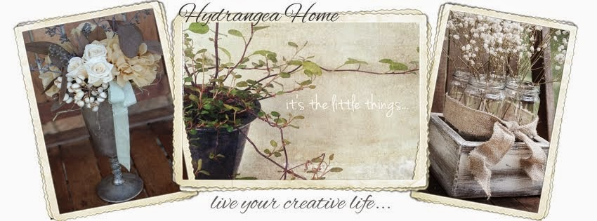 Hydrangea Home by Dawn's Designs
