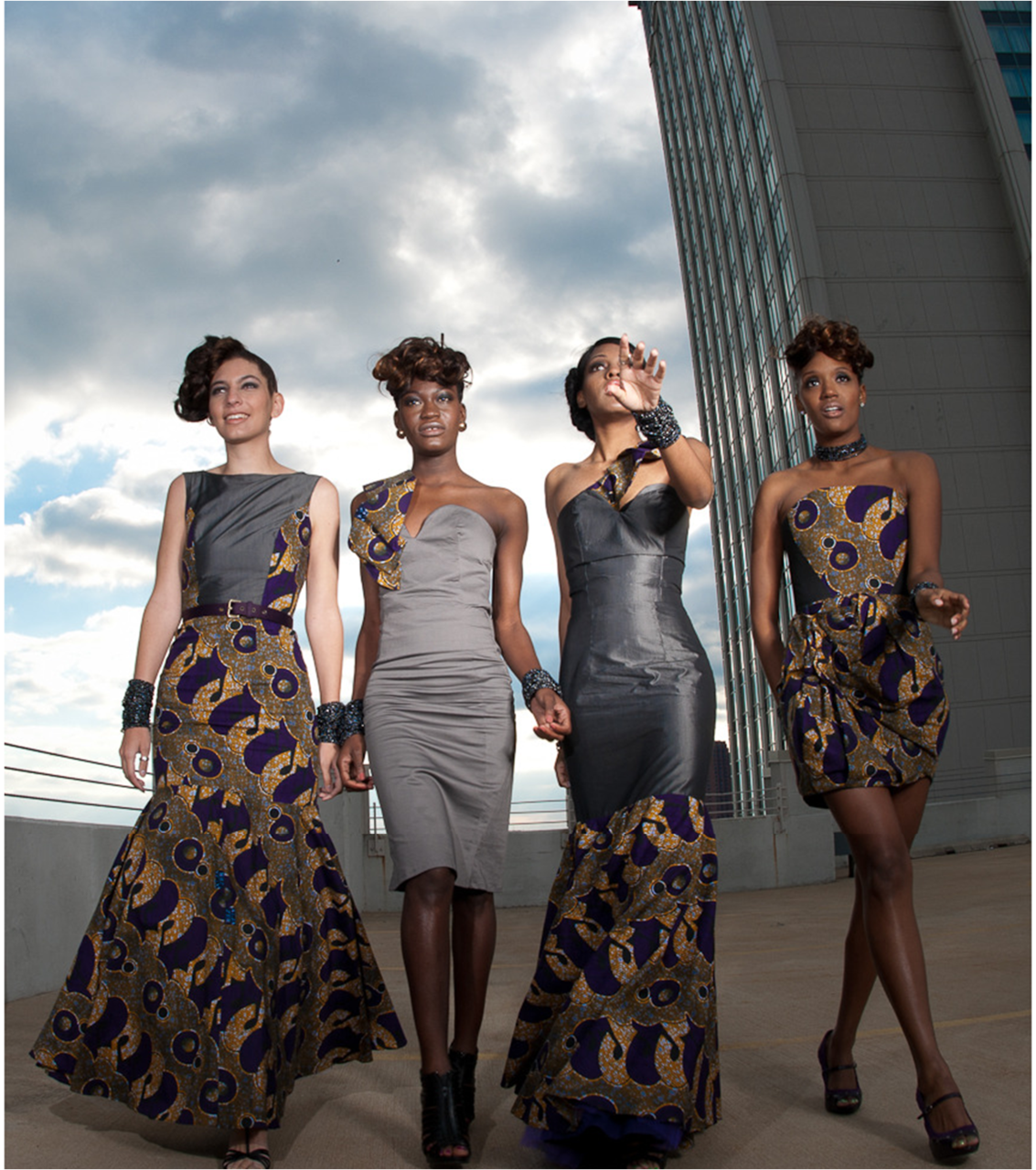 all african fashion