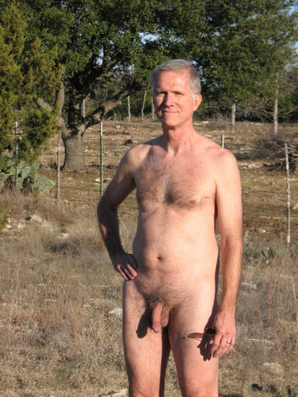 Фото голых старых мужчин