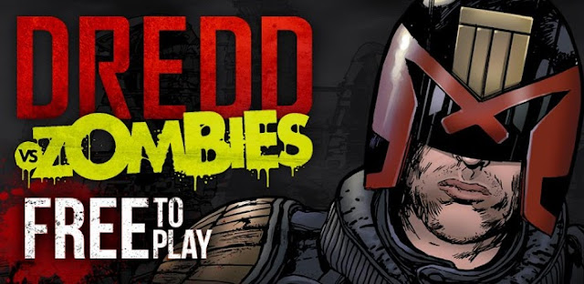 Judge Dredd vs. Zombies v1.6 Mod (Unlimited Money) Apk