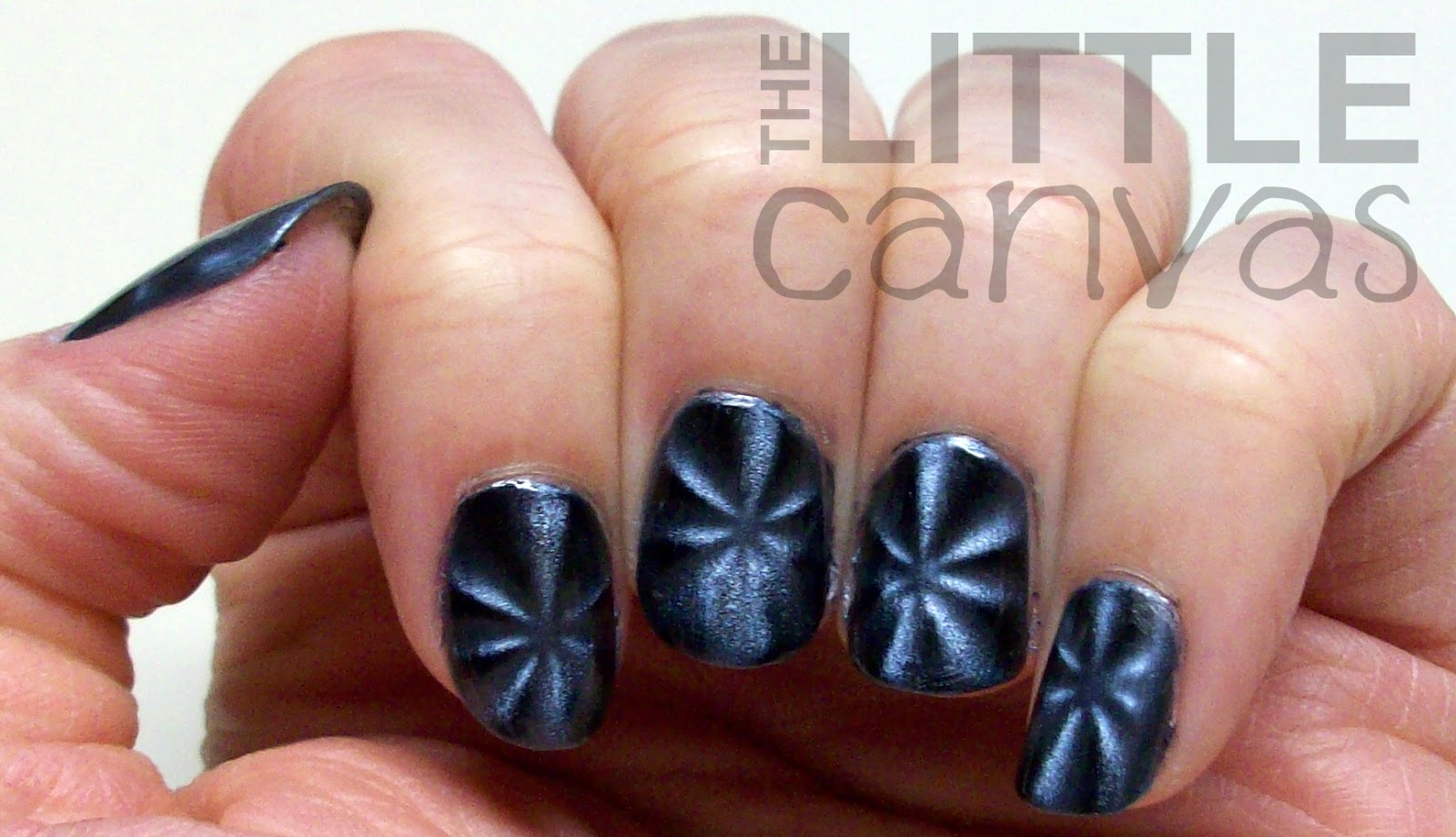 When nail art fails use some magnetic polish the little canvas when you have a failure in the nail art department or you are just too lazy to complete a design magnetic polish is the way to go lets take a look sciox Gallery
