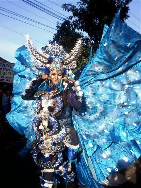 Kirab Budaya Jawa Timur : Banyuwangi