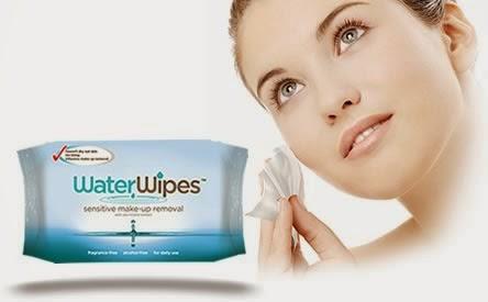 Échantillon de lingettes de WaterWipes pour visage