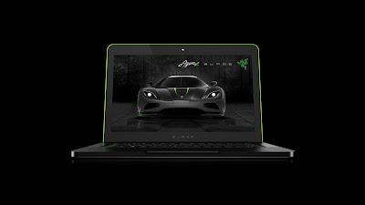 Razer presenta su gama de ordenadores para jugadores