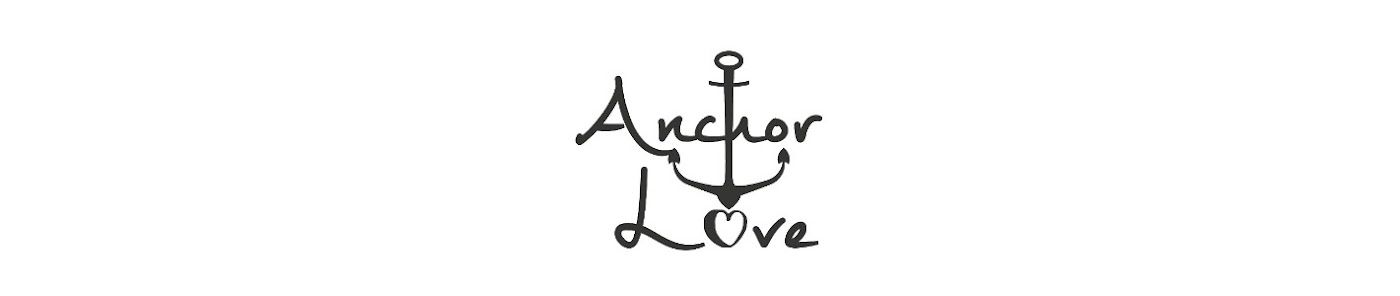 Anchor Love - handmade