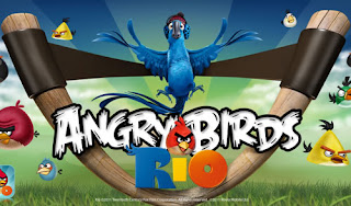 Angry Birds Rio For Windows