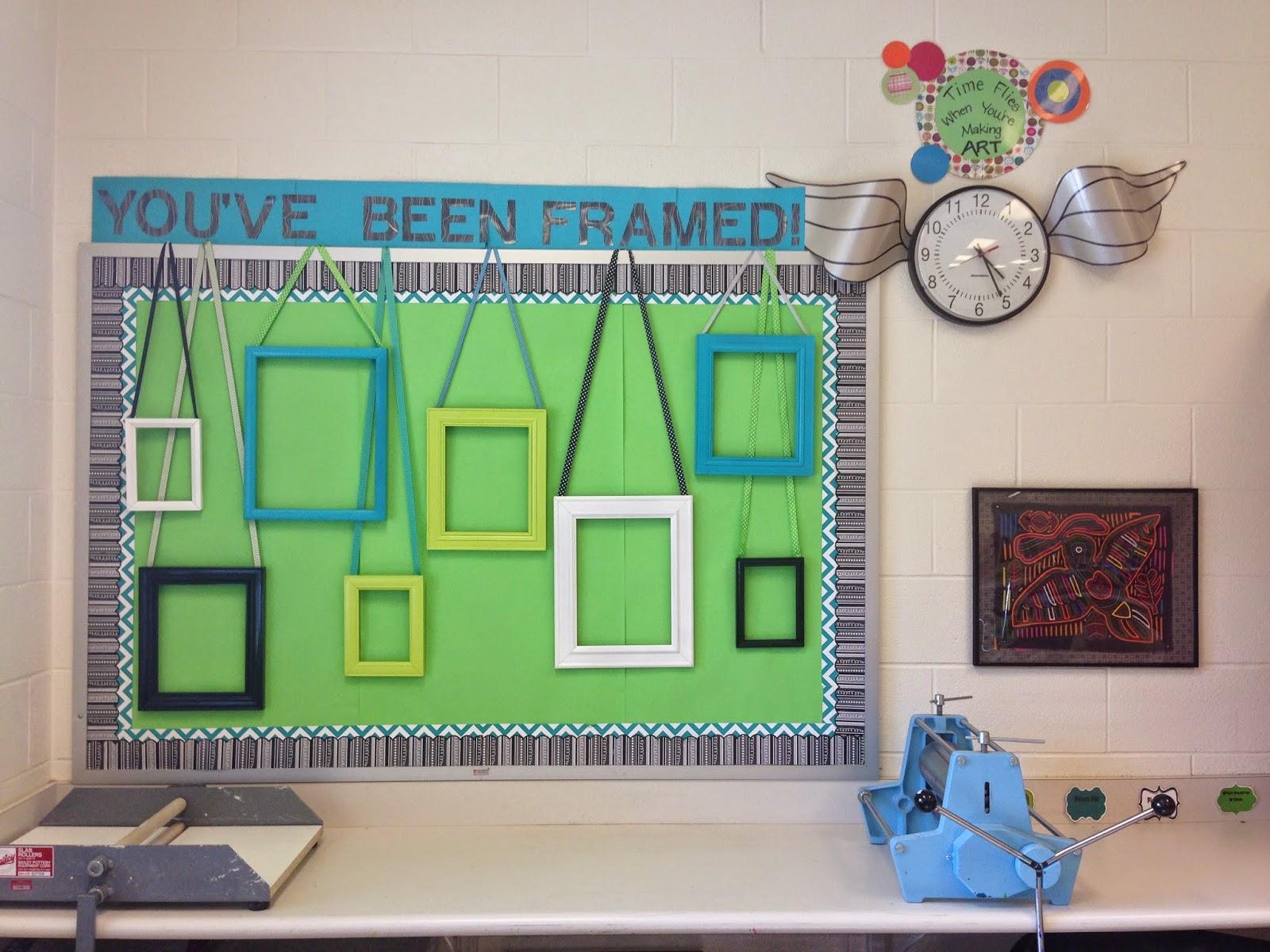 Art Classroom Design Ideas ~ Mrspicasso s art room august