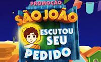 Promoção São João Escutou seu Pedido