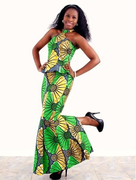 Fashion In Blooms African Inspiration