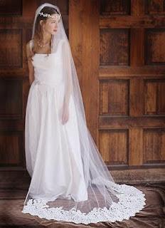 voal pentru rochia de mireasa