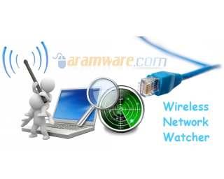 برنامج Wireless Network Watcher لكشف المتصلين بشبكة الوايرلس Wireless-Network-Watcher