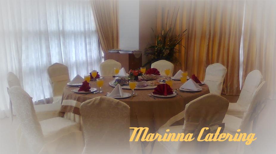 MARINNA CATERING
