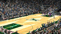 NBA 2K13 Milwaukee Bucks 2014 Court Mod