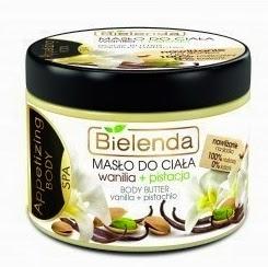 Masło do ciała Bielenda Wanilia + Pistacja