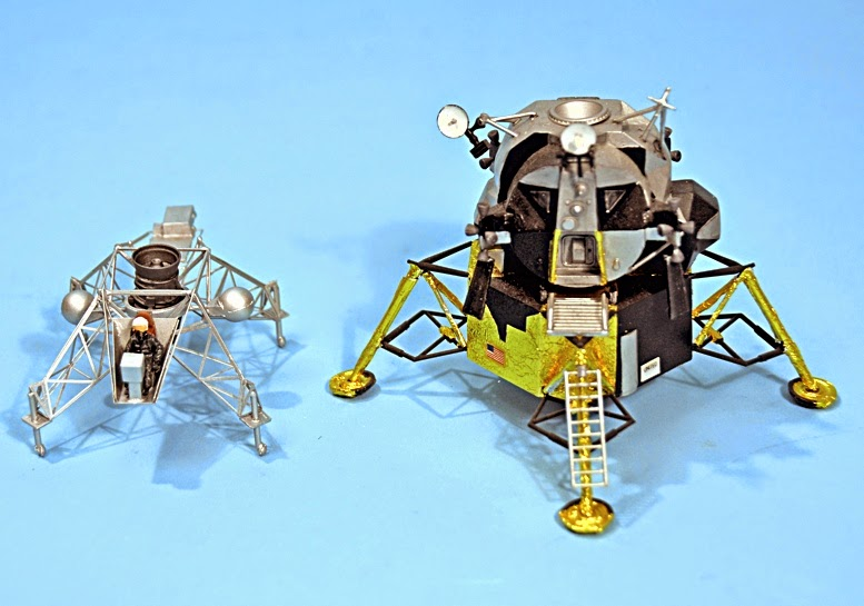 Scale Model News: LLRV TEST VEHICLE: BUILT TO TEST ...