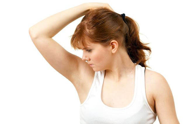 Tips Cara Menghilangkan Bau Badan Secara Alami dan Cepat