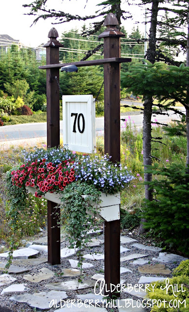 1 pm030 House Number Sign