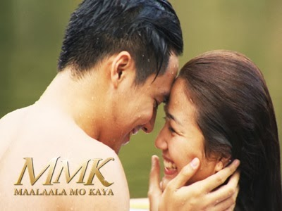 Sam Concepcion and Ynna Asistio in MMK (February 8)