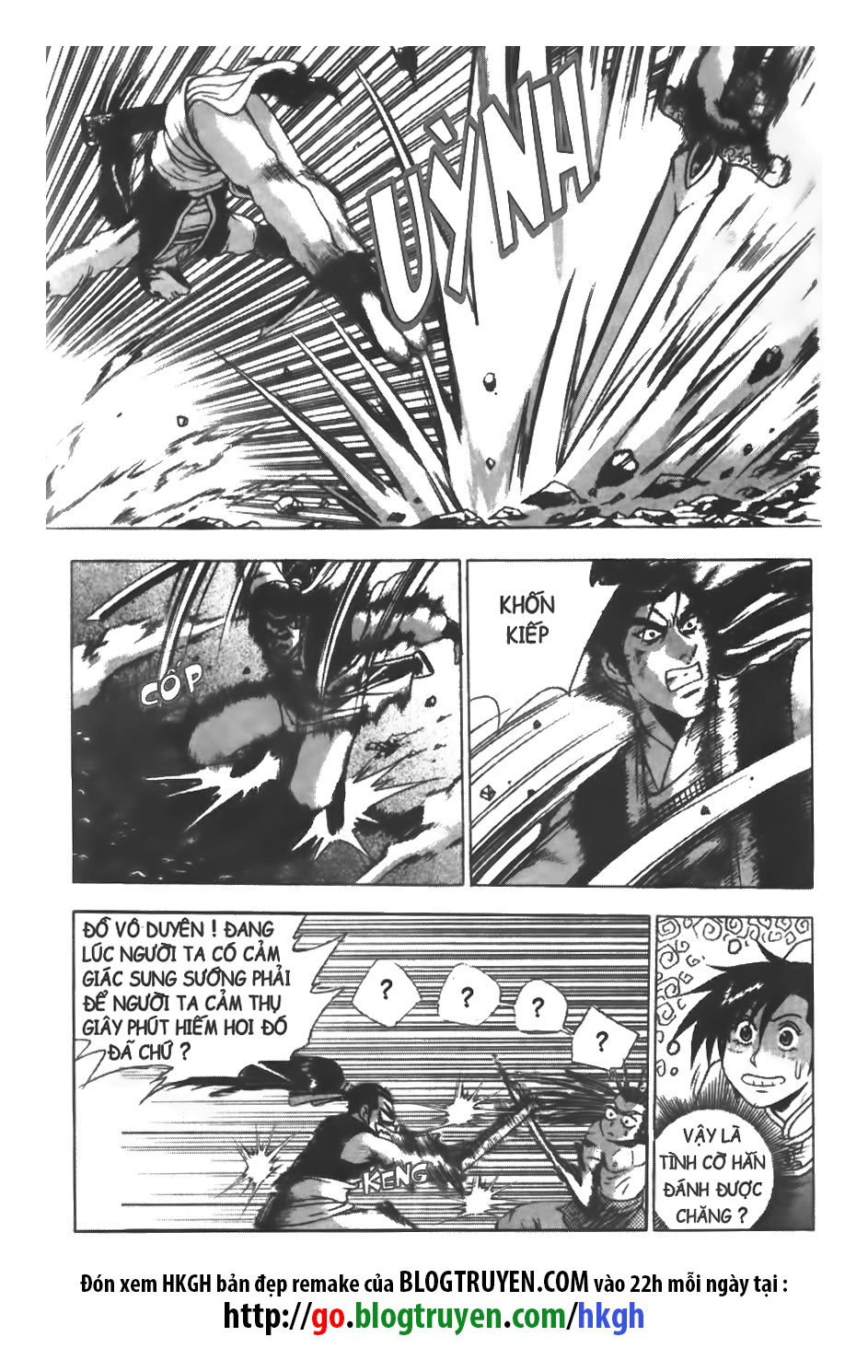 Hiệp Khách Giang Hồ chap 211 page 25 - IZTruyenTranh.com