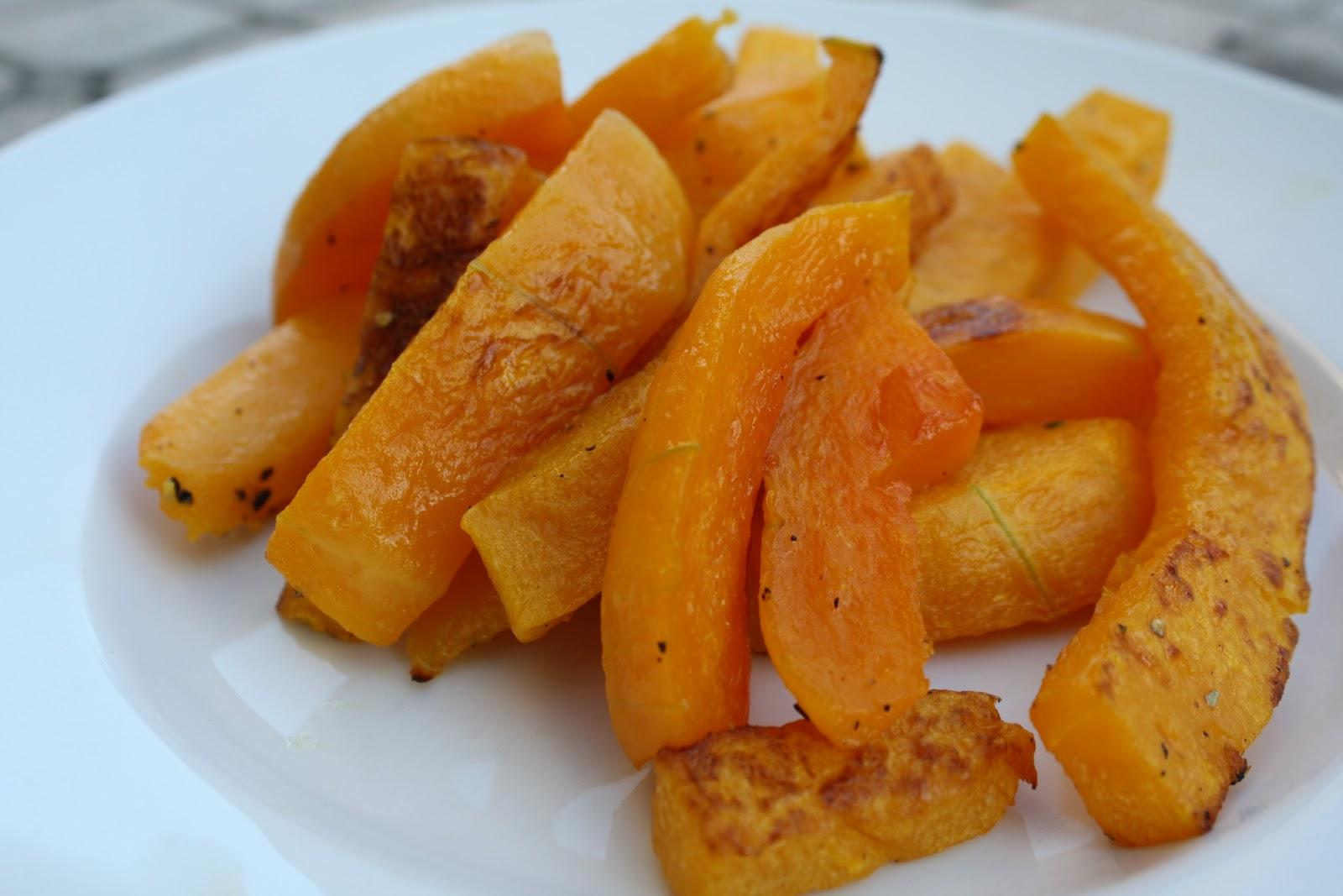 Lauren's Menu: Butternut Squash Fries