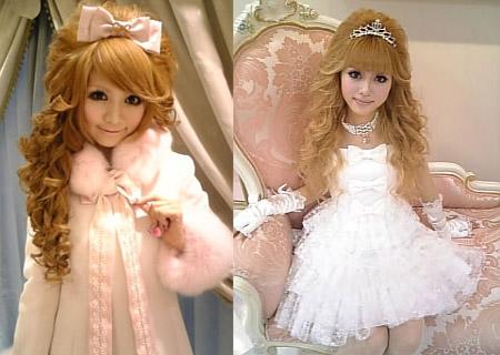•*´¨`*•.¸¸.♥Lolita's World♥ Club Lolita + Harajuku Lovers♥.¸¸.•*´¨`*• - Página 2 Hime+1