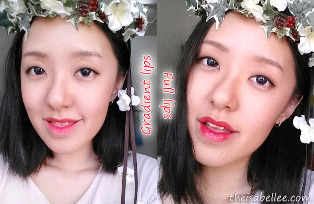 Reviewing Innisfree Creammellow Lipstick Cherry Red