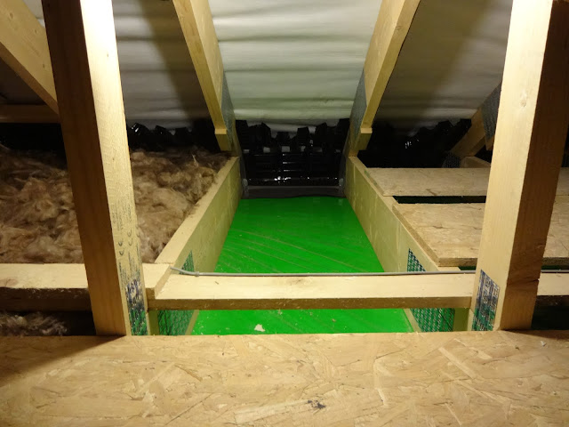 V a 39 s home build april 2015 - The home in the loft space without borders ...