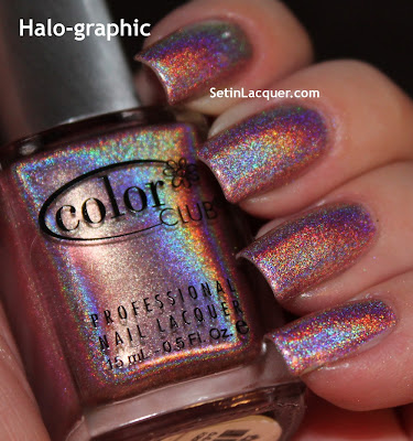 Color Club Halo Hues - Halo-graphic
