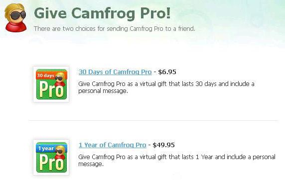 Camfrog Pro Buat Teman