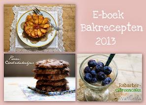 E-BOEK BAKRECEPTEN 2013