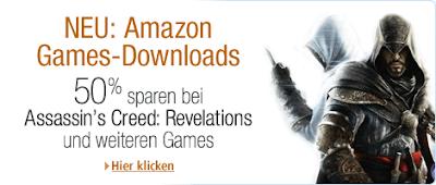 Spiele- und Software-Downloads mit 50%-Rabatt bei Amazon und Geheime Fälle: Die gestohlene Venus 2 gratis