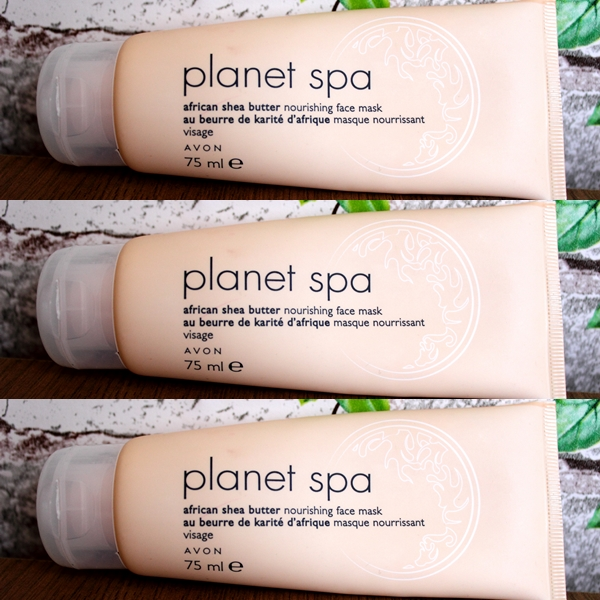Planet spa african shea butter face mask review
