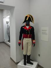 """Proximo Sábado 23 Marzo visita a Capitanía para ver la """"Exposición del General  Menacho"""""""