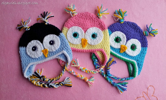 Owl Hats