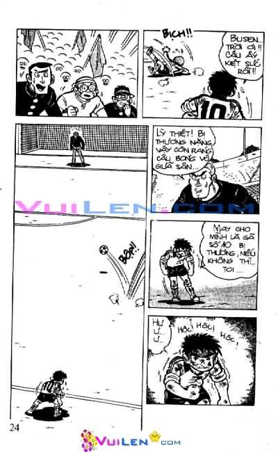 Jindodinho - Đường Dẫn Đến Khung Thành III  Tập 10 page 24 Congtruyen24h