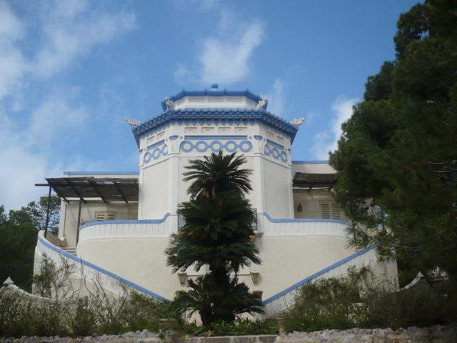 villa tipica