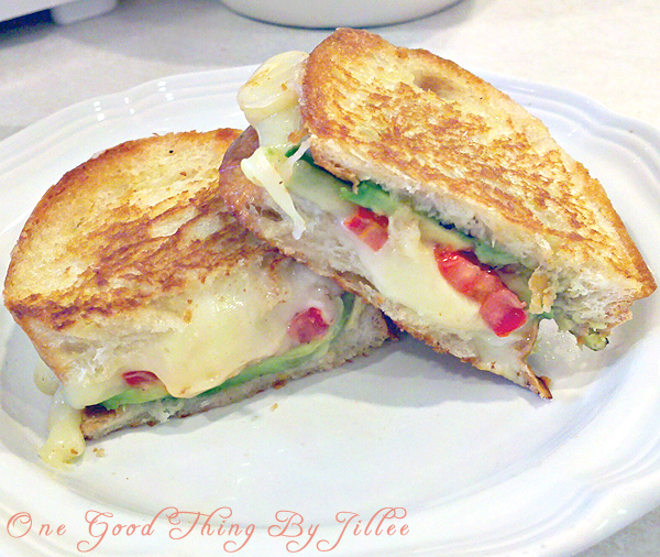 yummy spring treats grown up grilled cheese