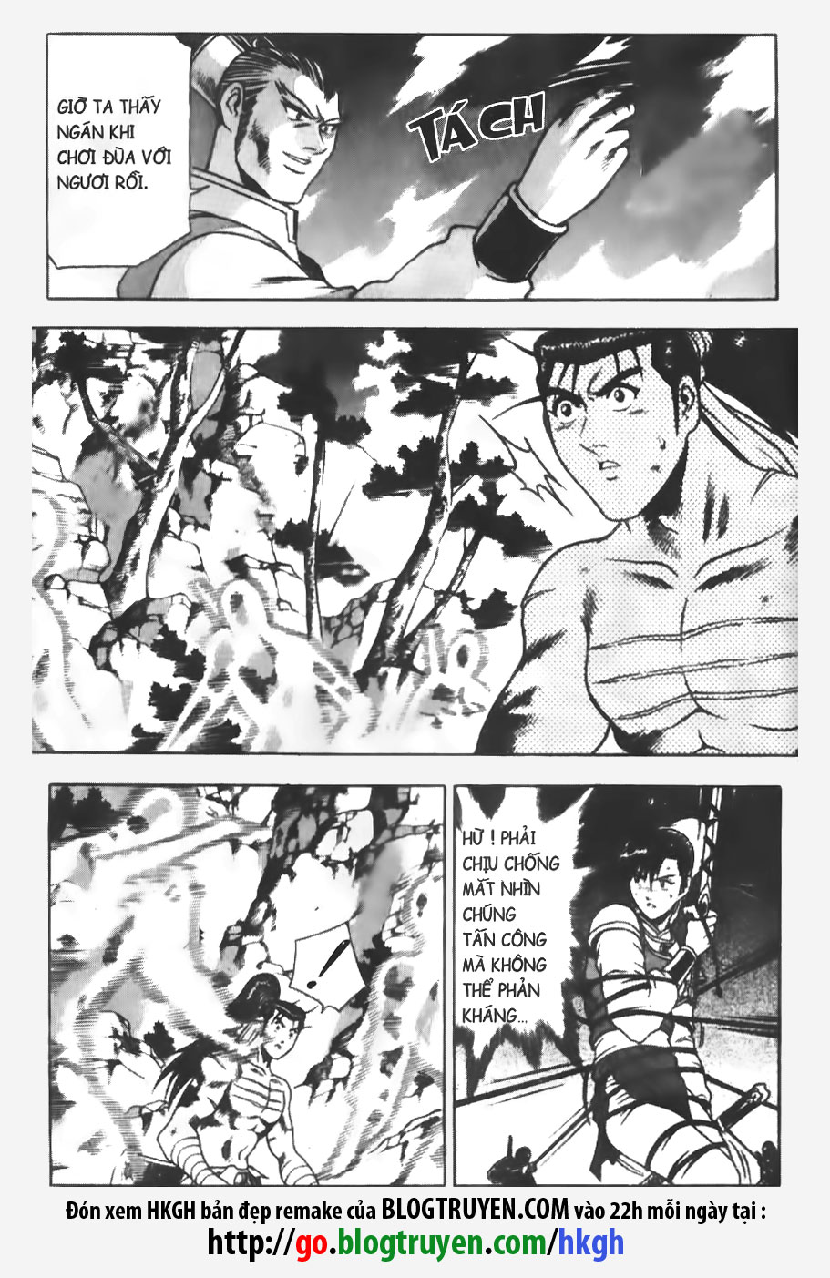 Hiệp Khách Giang Hồ chap 148 page 16 - IZTruyenTranh.com