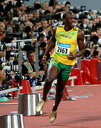 من هو أسرع شخص في العالم؟