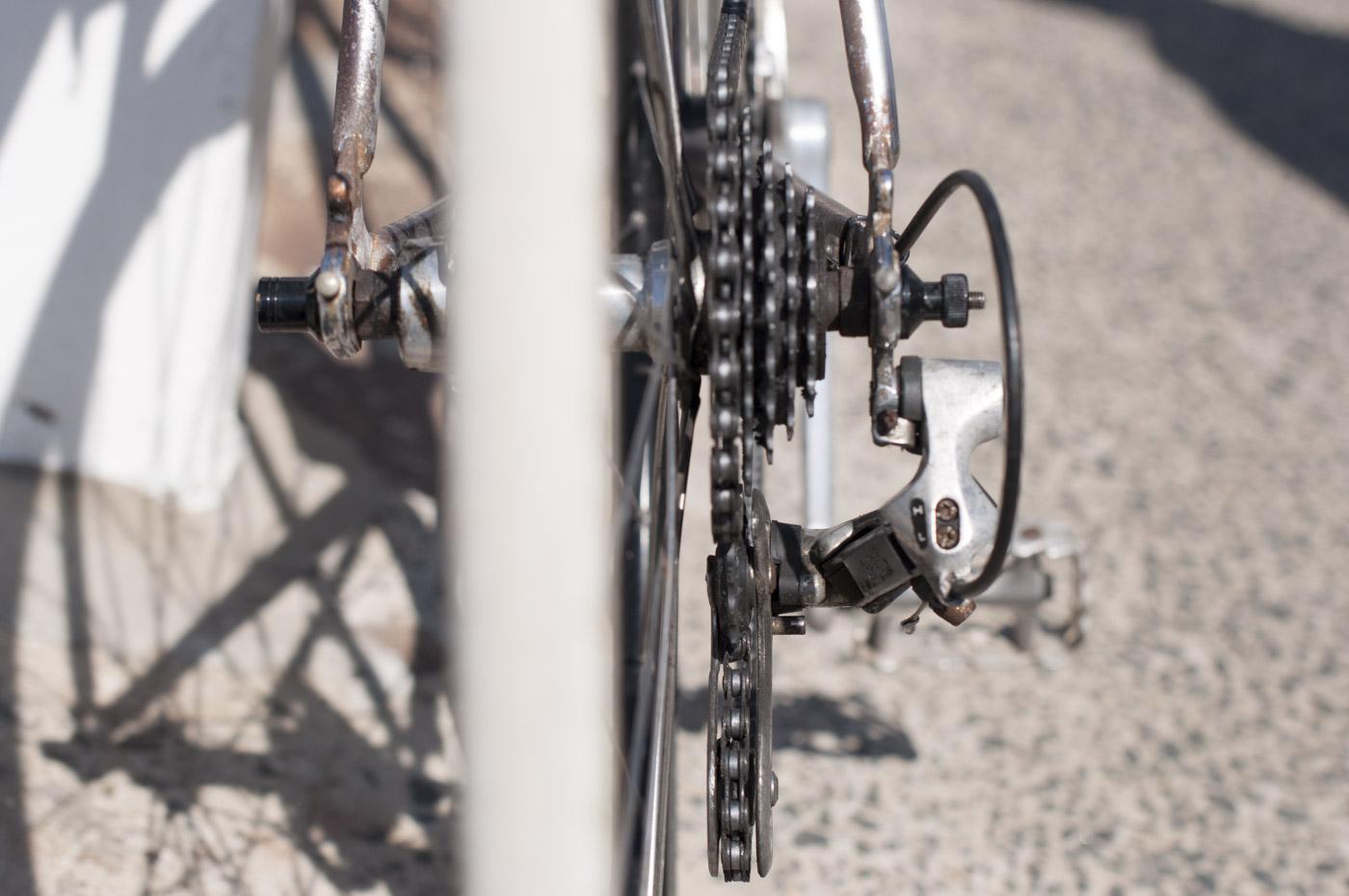 The Biketorialist 5 Speed Road Bicycle Bondi Beach Sydney