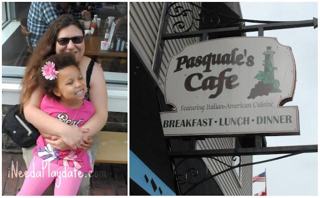 Pasquale's Cafe #PutinBay