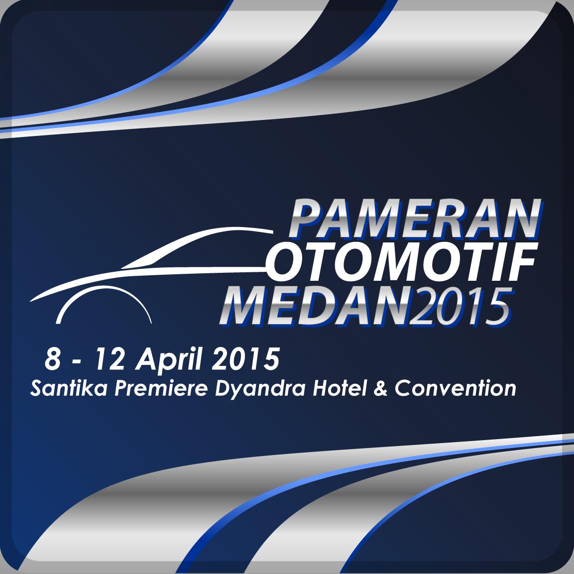 Pameran Otomotif Medan 2015