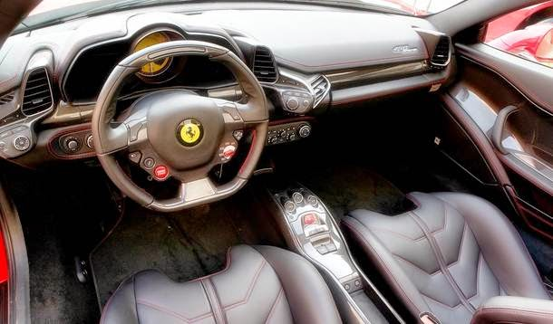 2015 Ferrari 458 Spider Price America