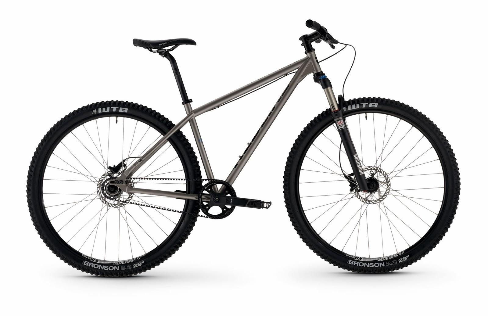 2014 Redline MONOBELT 29er Bike